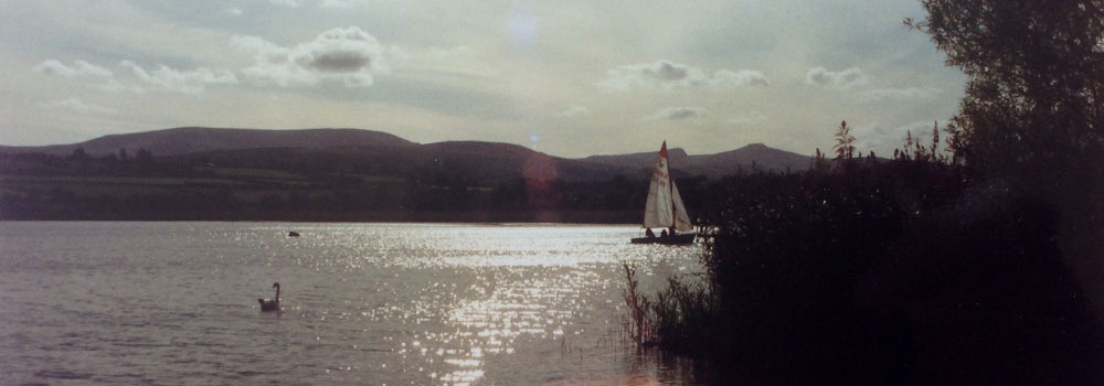 boating llangorse lake