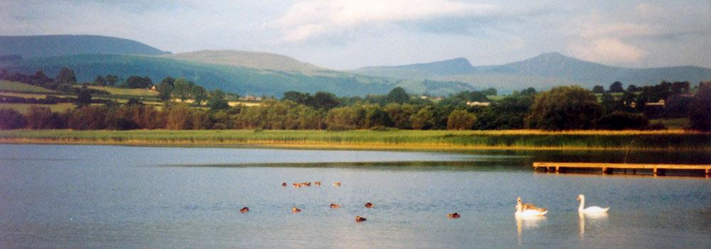 llangorse lake llynfi